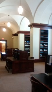 Mississippi Law Library (photo doesn't do it justice)